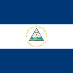 Bandeira de Nicaragua